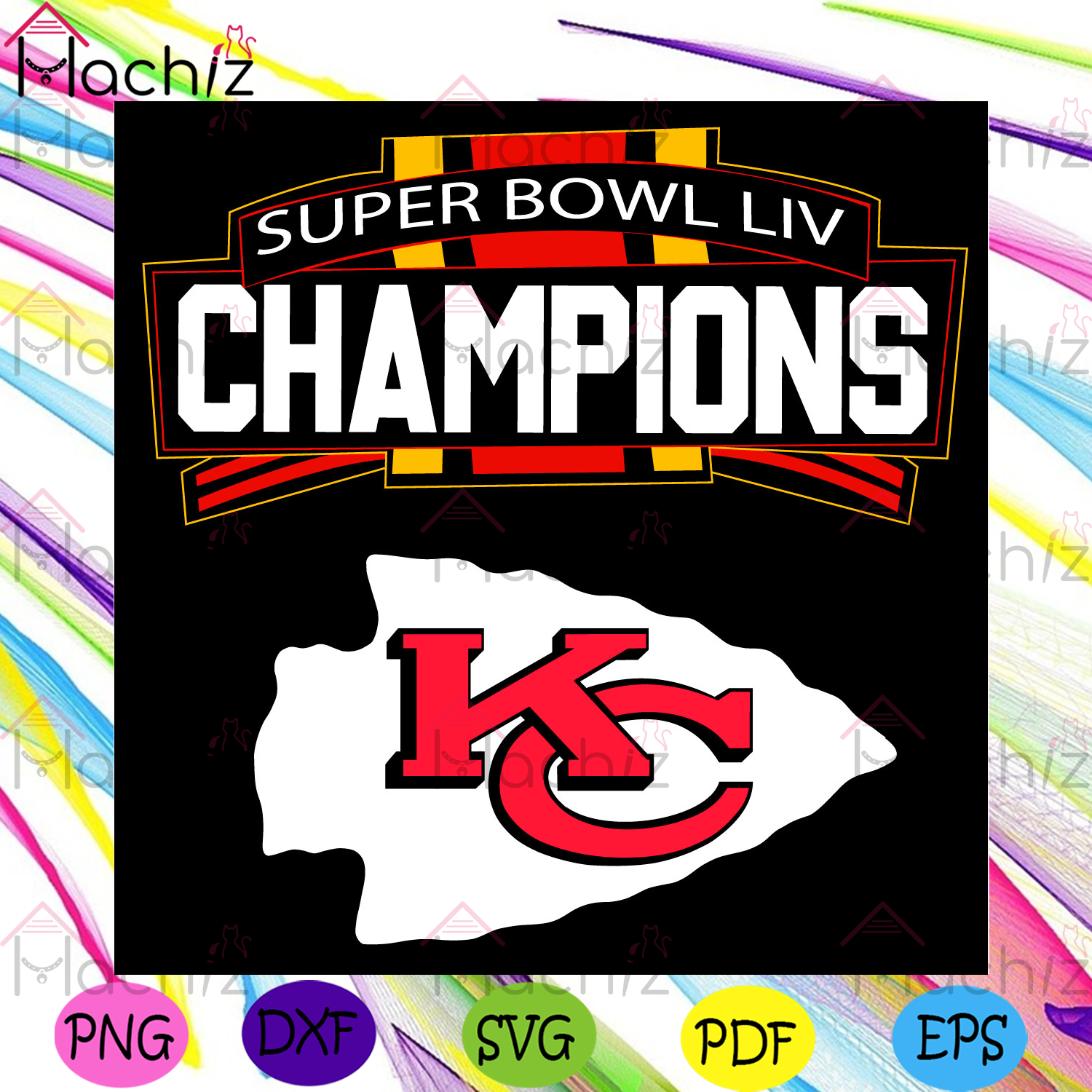 Super Bowl Champions Kansas City Chiefs Svg, Sport Svg, Super Bowl 2021 Svg, Kansas City Chiefs Svg, Kansas City Chiefs Logo Svg, KC Chiefs Lovers Svg, Chiefs Fan Svg, Chiefs Helmets Svg, Champions Svg, Chiefs Gifts Svg, NFL Svg