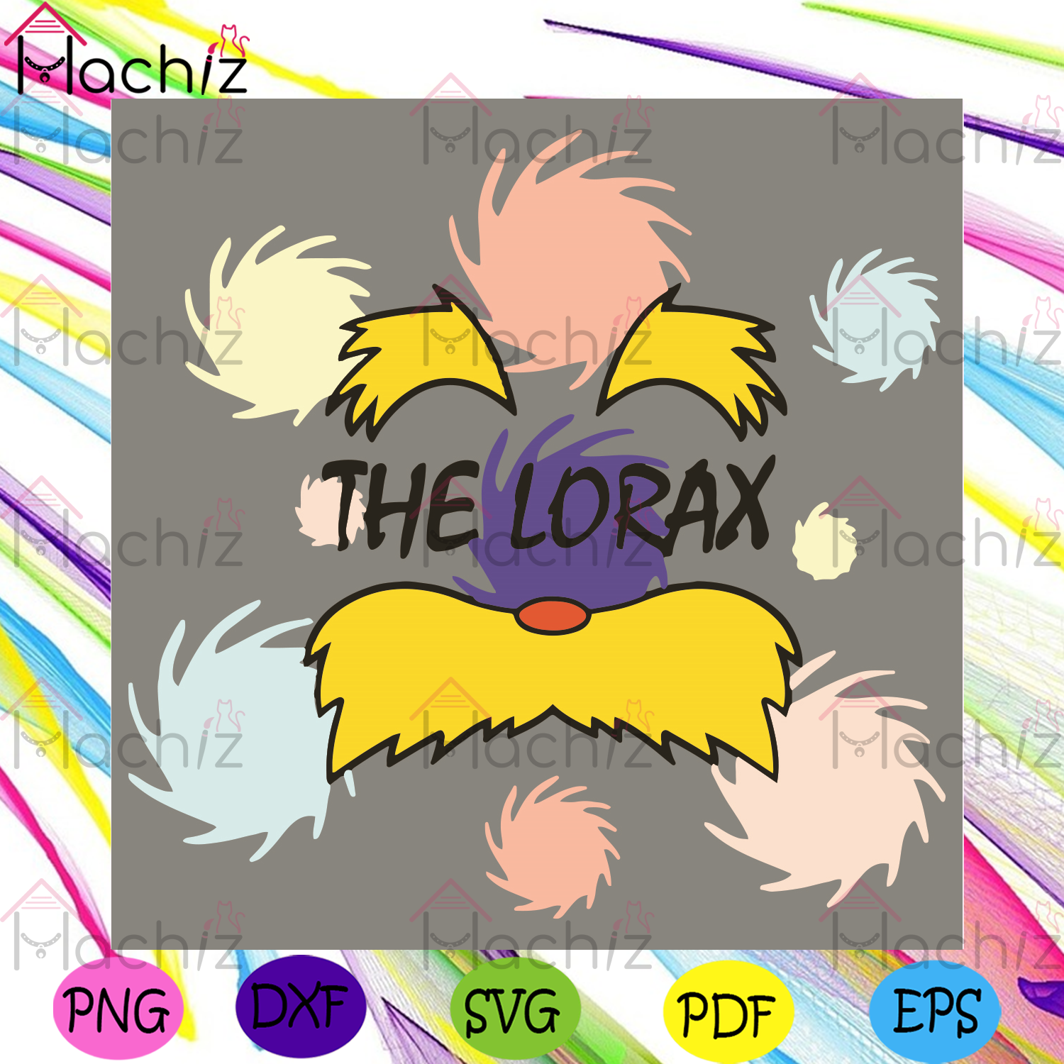 The Lorax Svg, Dr Seuss Svg, The Lorax Dr Seuss Svg, The Lorax Lovers Svg, The Lorax Gifts Svg, The Lorax Face Svg, The Lorax Funny Svg, Dr Seuss Gifts Svg, The Cat In The Hat Svg, Dr Seuss Lovers Svg, Funny Svg