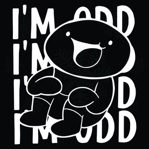 The funny odd pullover, odd pullover, funny pullover, I'm odd svg, odd, odd svg, odd shirt, odd bear, funny bear, funny odd, funny gifts, bear svg,trending svg, Files For Silhouette, Files For Cricut, SVG, DXF, EPS, PNG, Instant Download