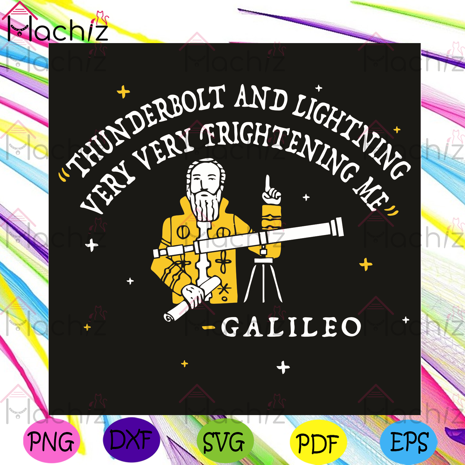 Thunderbolt And Lightning Very Very Frightening Me Galileo Svg, Trending Svg, Galileo Svg, Galileo Scientist Svg, Thunderbolt Svg, Lightning Svg, Crash Of Thunder Svg, Galileo Lovers Svg, Thunderbolt Lovers Svg, Science Svg