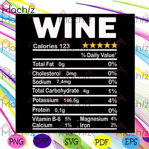 Wine Nutrition Facts 2020 Svg, Trending Svg, Wine Svg, Nutrition Facts 2020 Svg, Wine Nutrition Facts Shirt, Thanksgiving Food Gift, Christmas Gift, Svg Cricut, Silhouette Svg Files, Cricut Svg, Silhouette Svg