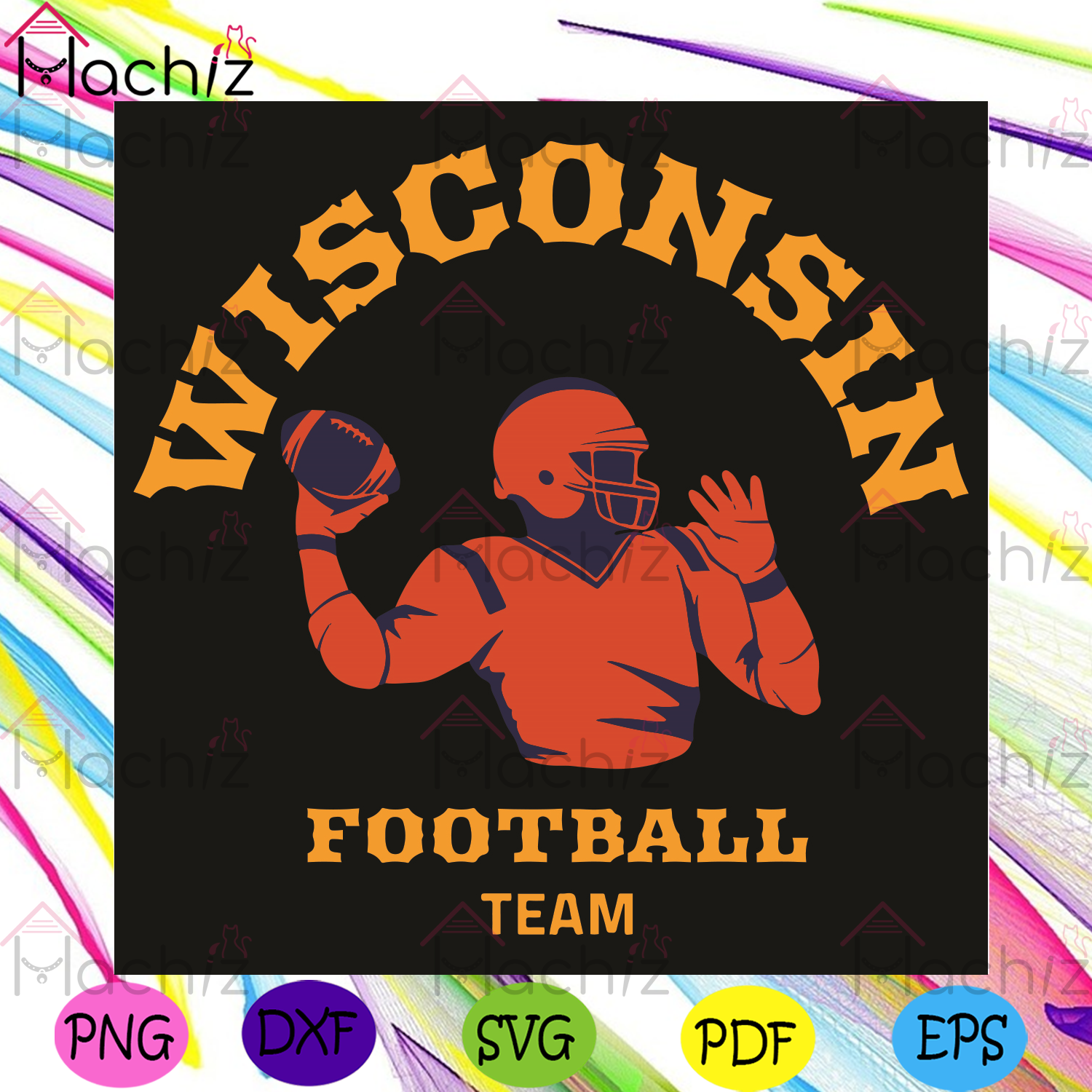 Wisconsin Football Team Svg, Sport Svg, Wisconsin Football Svg, Wisconsin Football Fans Svg, Wisconsin Football Lovers Svg, Wisconsin Football Gifts Svg, Wisconsin Football Players Svg, Football Players Svg, Football Svg