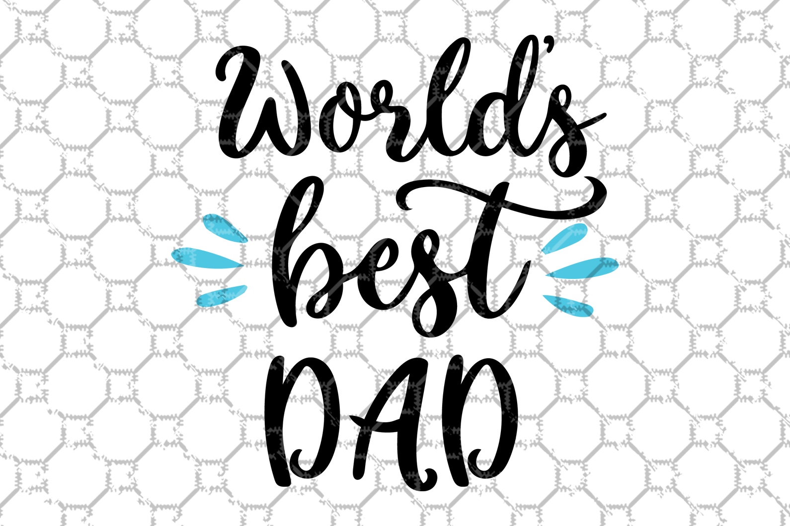 Worlds best dad, dad svg, papa svg, father svg, daddy svg, poppop svg Files For Silhouette, Files For Cricut, SVG, DXF, EPS, PNG, Instant Download
