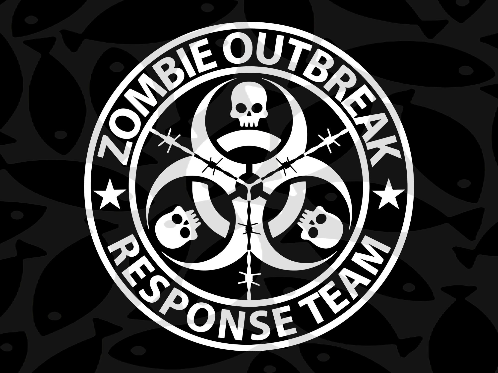 Zombie outbreak response team,  zombie outbreak, zombie, zombie outbreak team, zombie party, zombie response, zombie outbreak logo,trending svg, Files For Silhouette, Files For Cricut, SVG, DXF, EPS, PNG, Instant Download