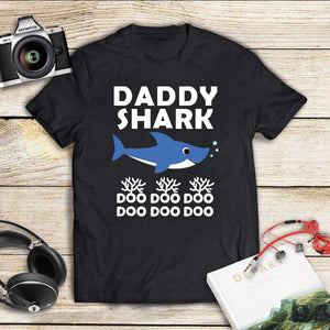 Daddy shark doo doo doo svg, fathers day svg, fathers day gift, gift for papa, fathers day lover, fathers day lover gift, dad life, dad svg, papa svg, family, family life svg, Files For Silhouette, Files For Cricut, SVG, DXF, EPS, PNG, Instant Download