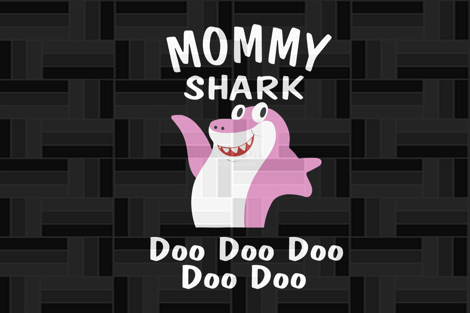 Mommy shark doo doo, mommy svg, mommy shirt, mommy gift, family svg , family shirt,family gift,trending svg, Files For Silhouette, Files For Cricut, SVG, DXF, EPS, PNG, Instant Download