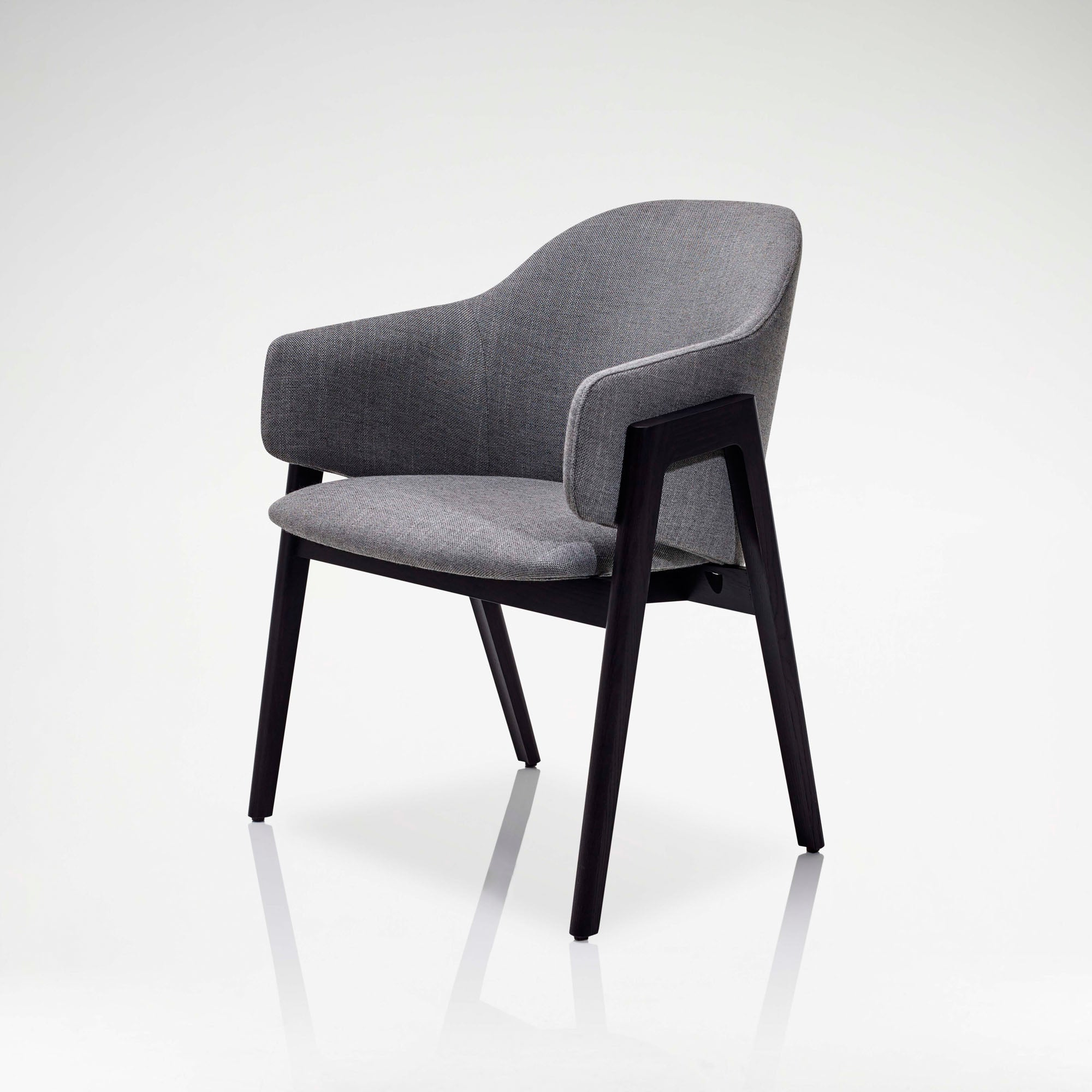 Savile Dining Chair - Dove