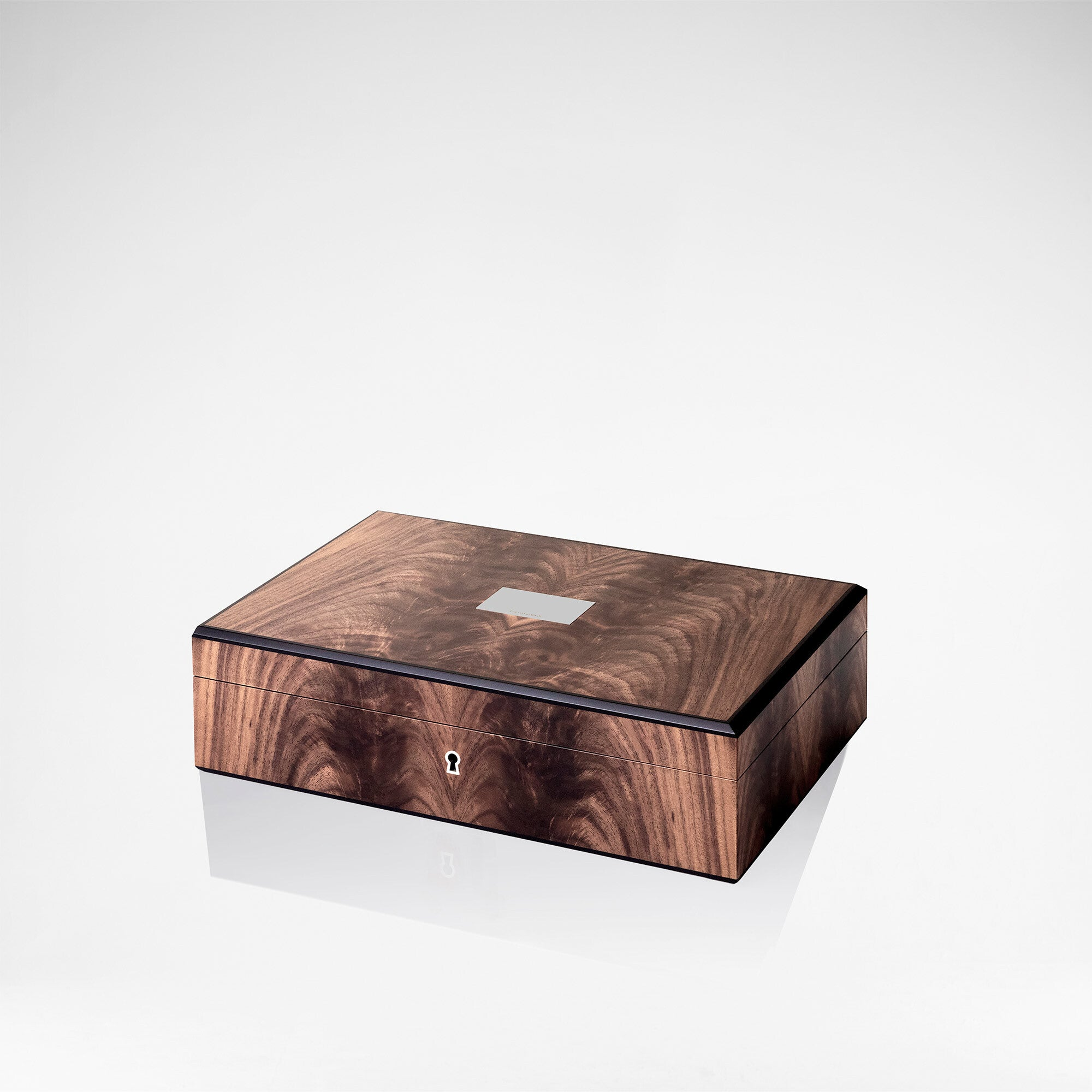 Blackline Walnut Humidor