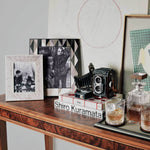 Henley Triangle Monochrome Photograph Frame