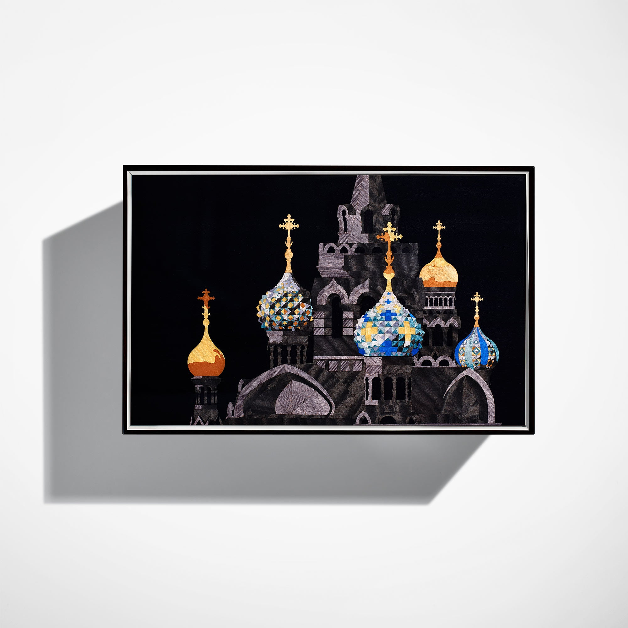 St. Petersburg Skyline Jewellery Box