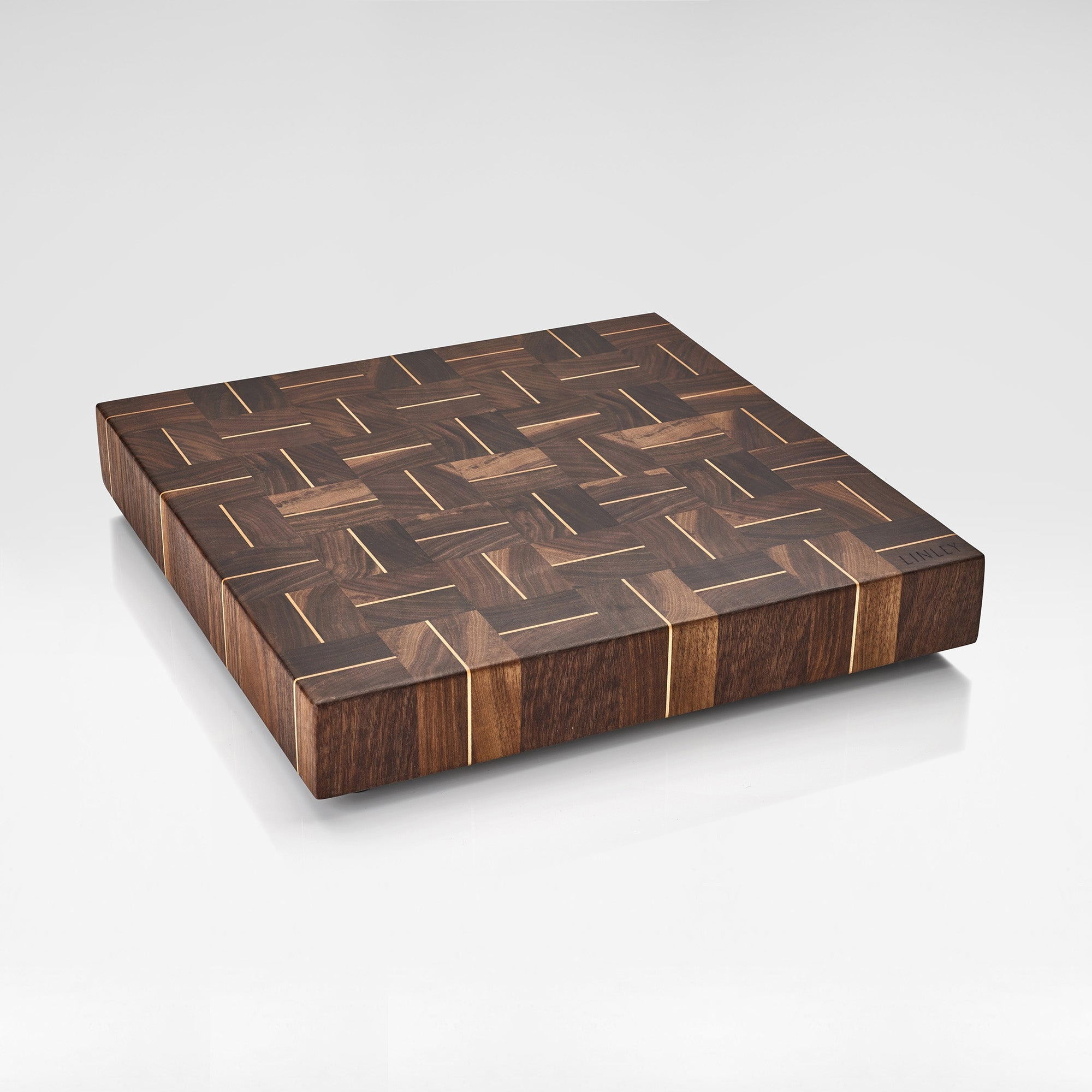 Zig Zag Chopping Board - Square