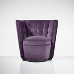 Deco Tub Chair - Lilac