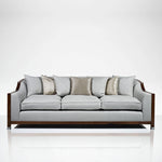 Grosvenor Show Wood 3 Seater Sofa