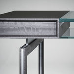 Helix Desk - Grey Eucalyptus