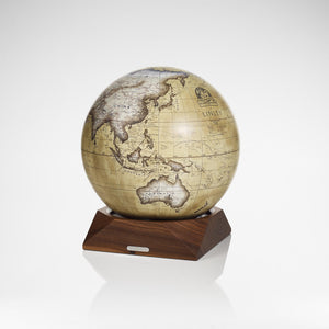 Mini Desk Globe - Ochre
