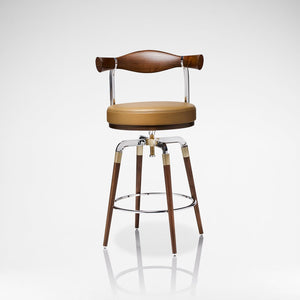 Rifle Bar Stool
