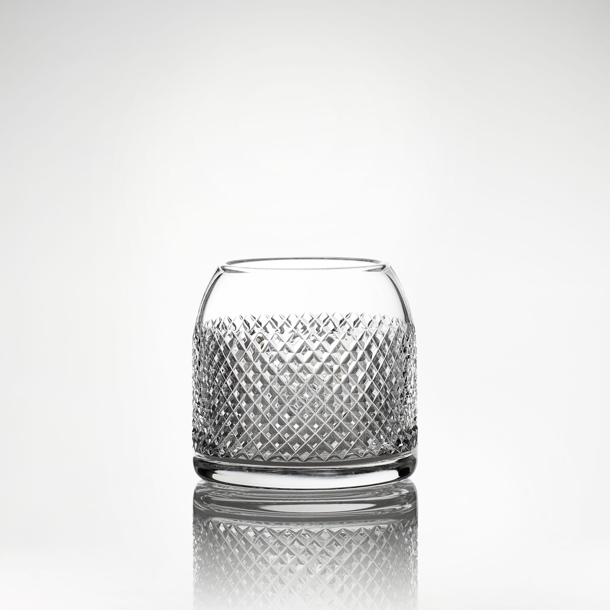 Thirlmere Curved Whisky Tumbler