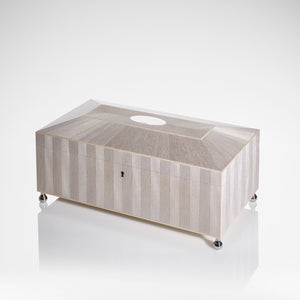 Velveteen Parma Jewellery Box