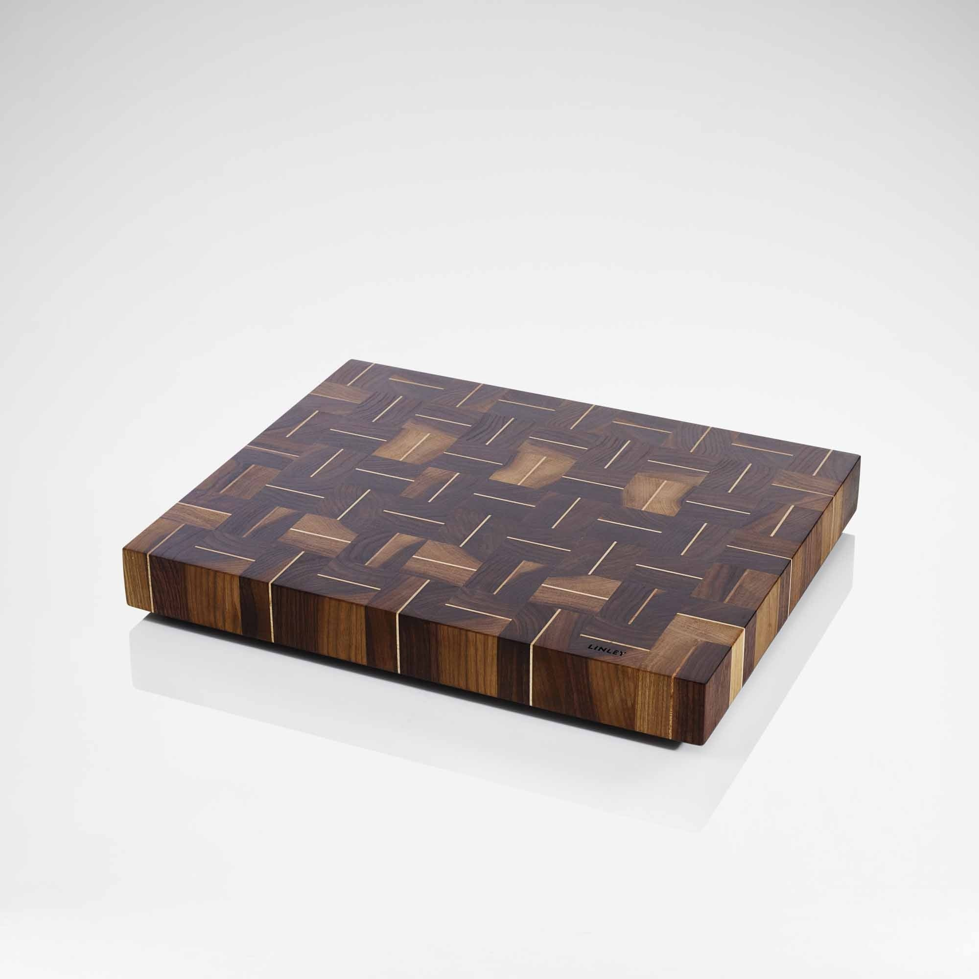 Zig Zag Chopping Board - Rectangle