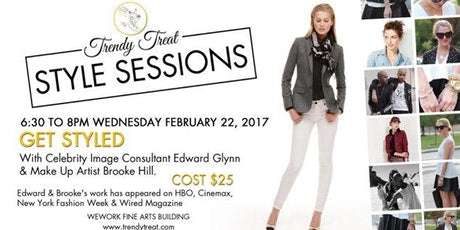 Style Sessions With Celebrity Hair & Fashion Stylists