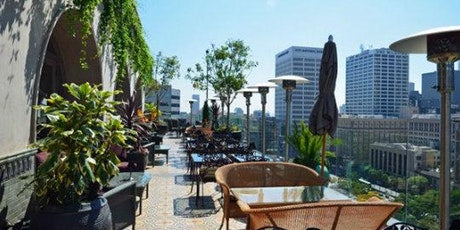 Rooftop Happy Hour For Fashion Enthusiasts