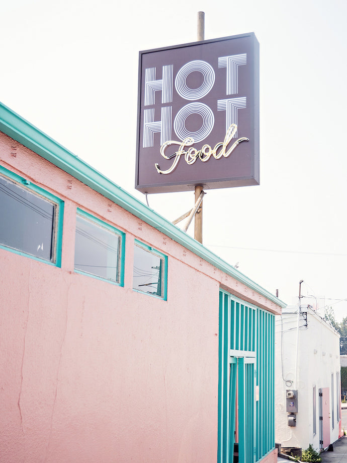 Restaurant Review, Hot Hot Food LA