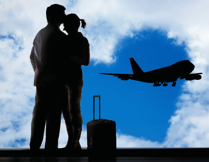 Get the Best Match With an Airport Dating App