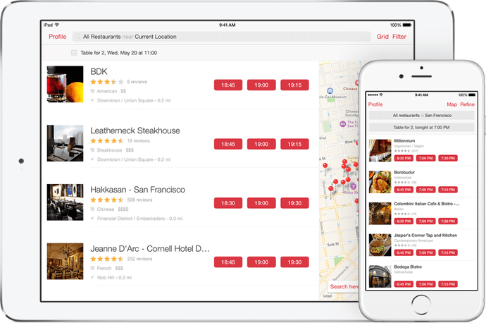 The Best Restaurant Review Apps