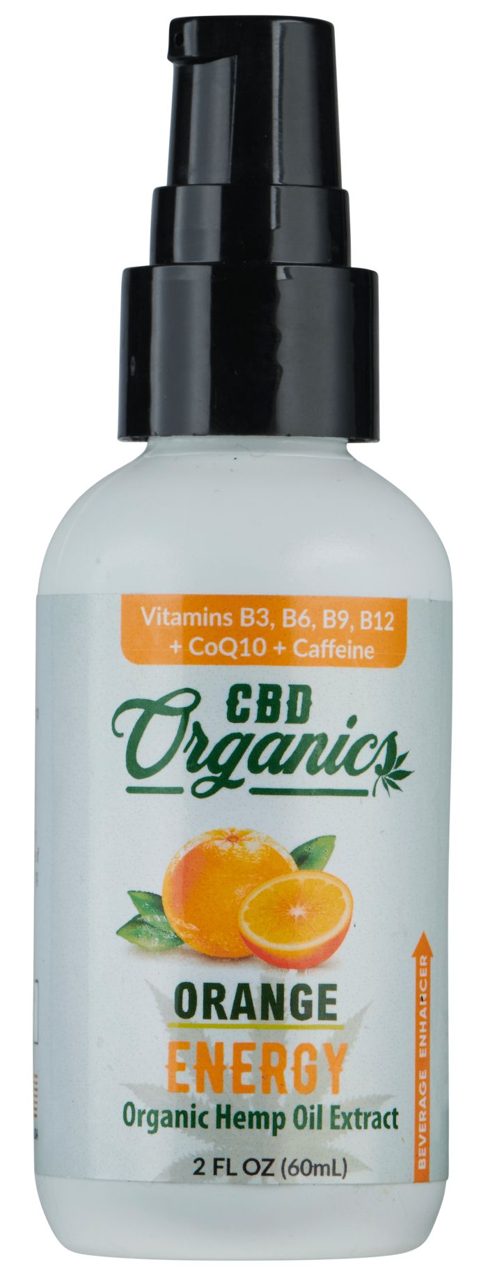 Energy Beverage Enhancer 150mg - CBD Organics