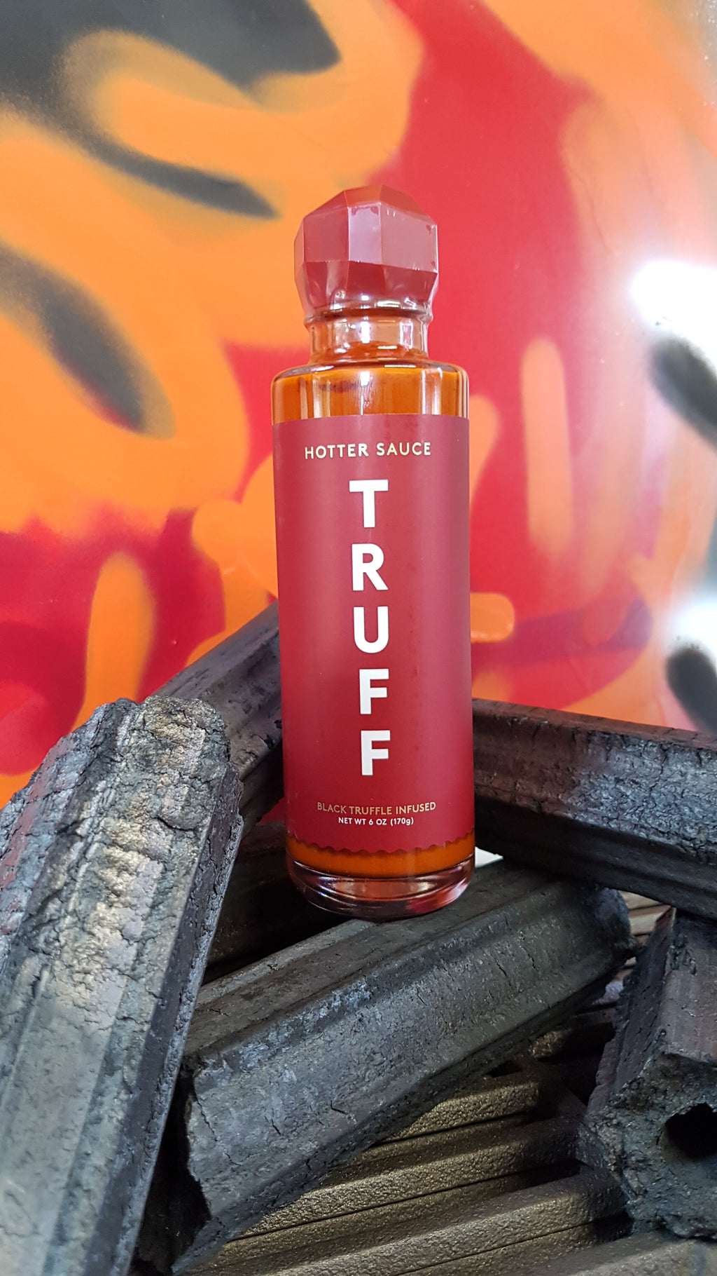 Truff Red Hotter Sauce 170g