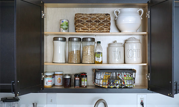 3 Easy Steps For Cleaning Your Pantry