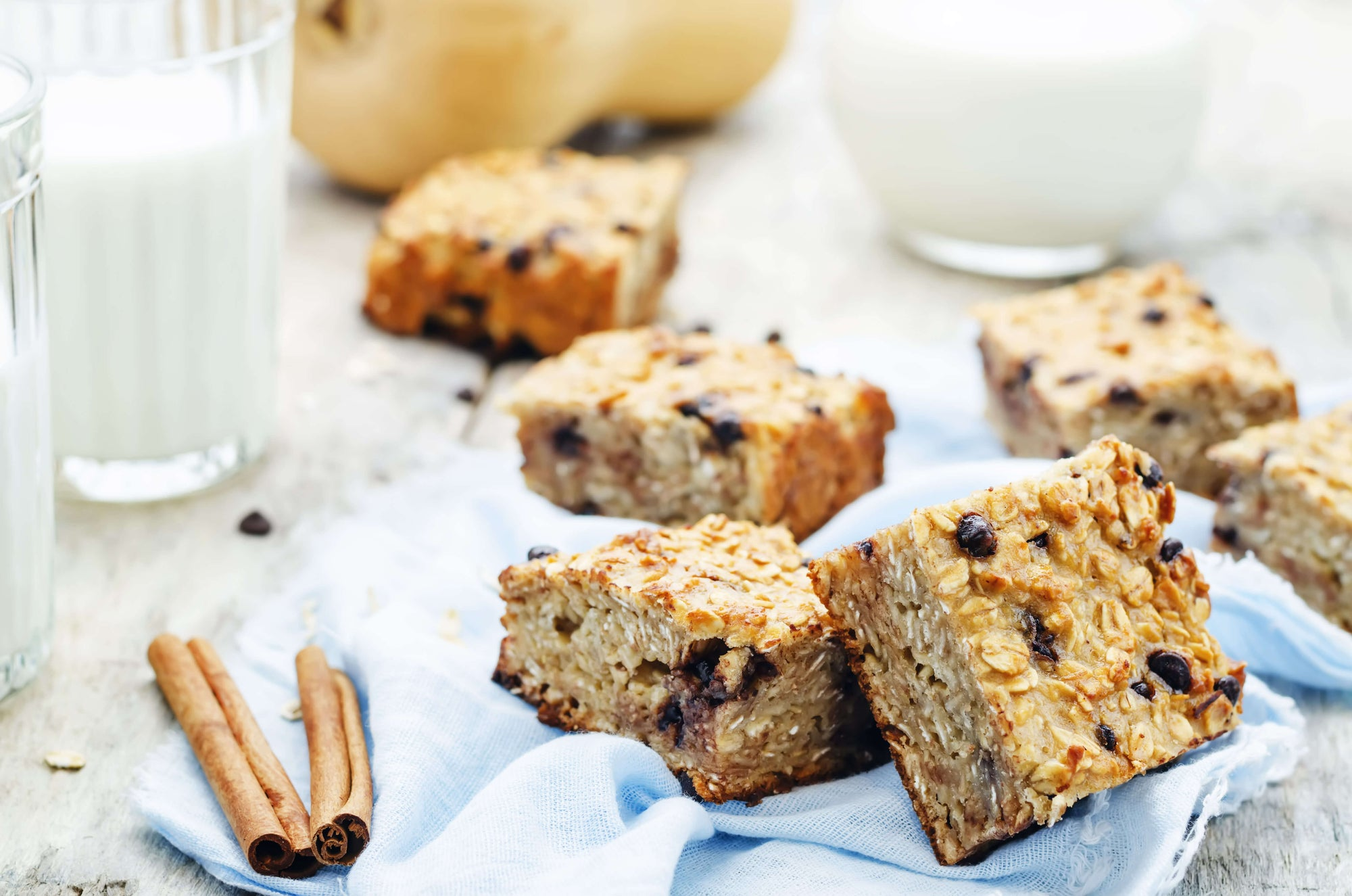 Baked Oatmeal Recipe with That's it. Fruit Bars