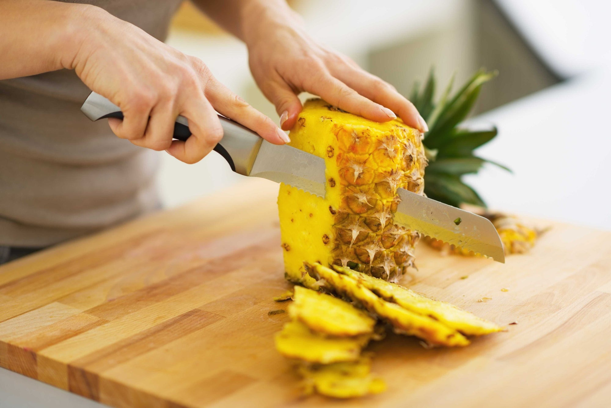 Five Great Health Benefits of Pineapples