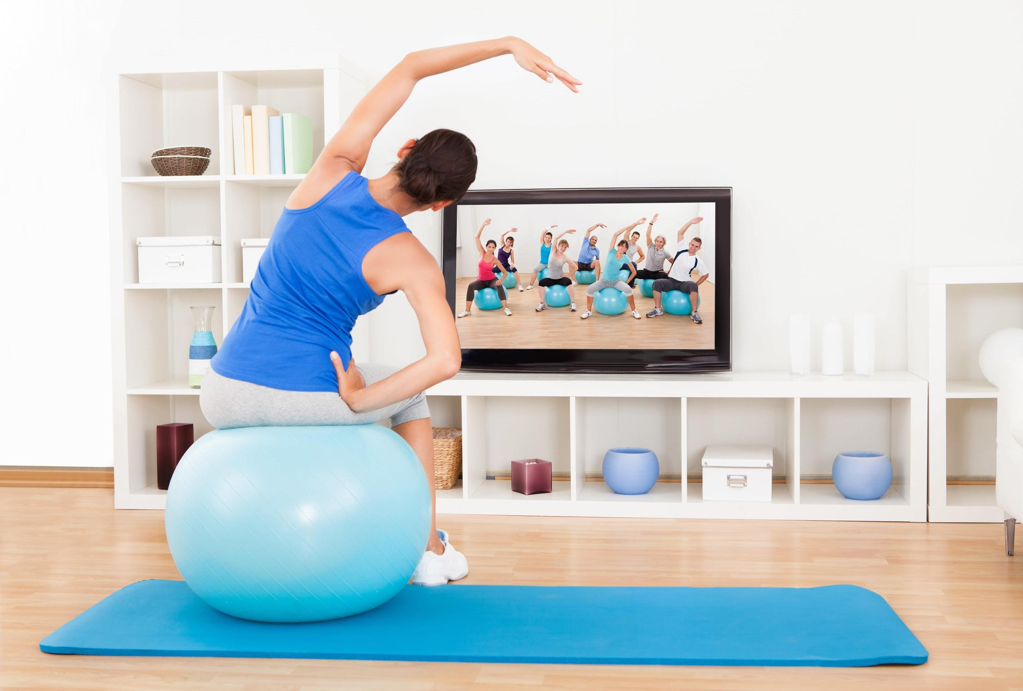 9 Quick And Easy Workouts You Can Do At Home