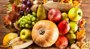 Fall Fruits and Vegetables to Look Forward To