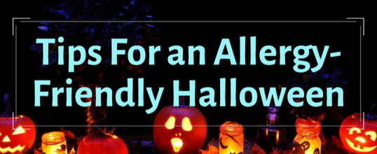 Simple Tips For an Allergy-Friendly Halloween