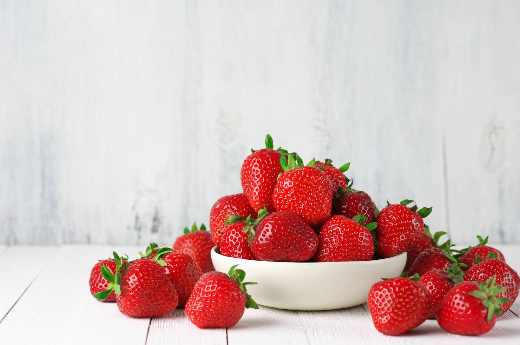 5 Awesome Health Benefits of Strawberries