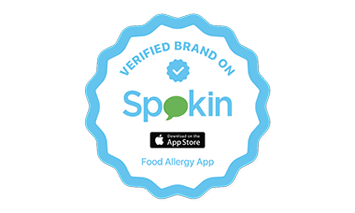 Verified Brand on Spokin Food Allergy App