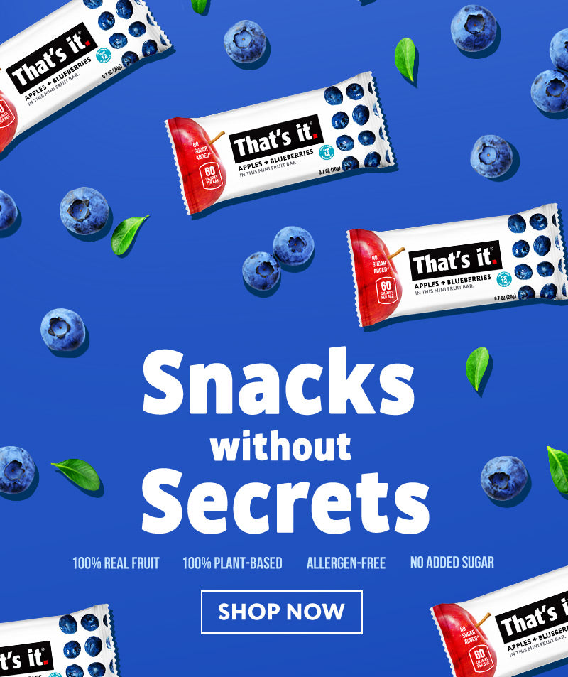 Snacks without Secrets