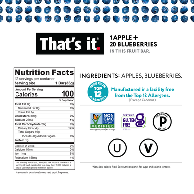 Apple Blueberry NFP