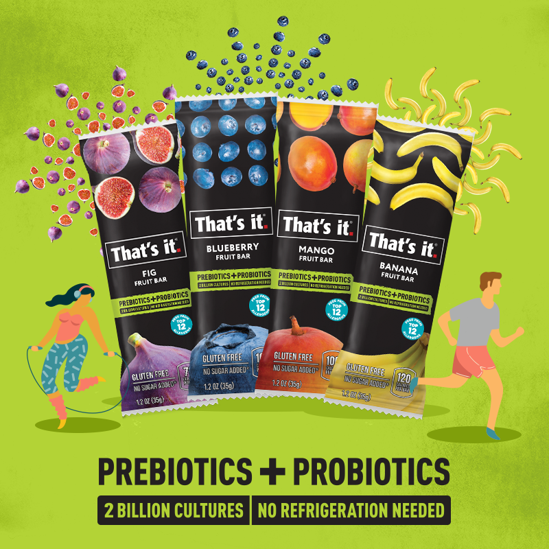 Probiotic Bar Variety Pack