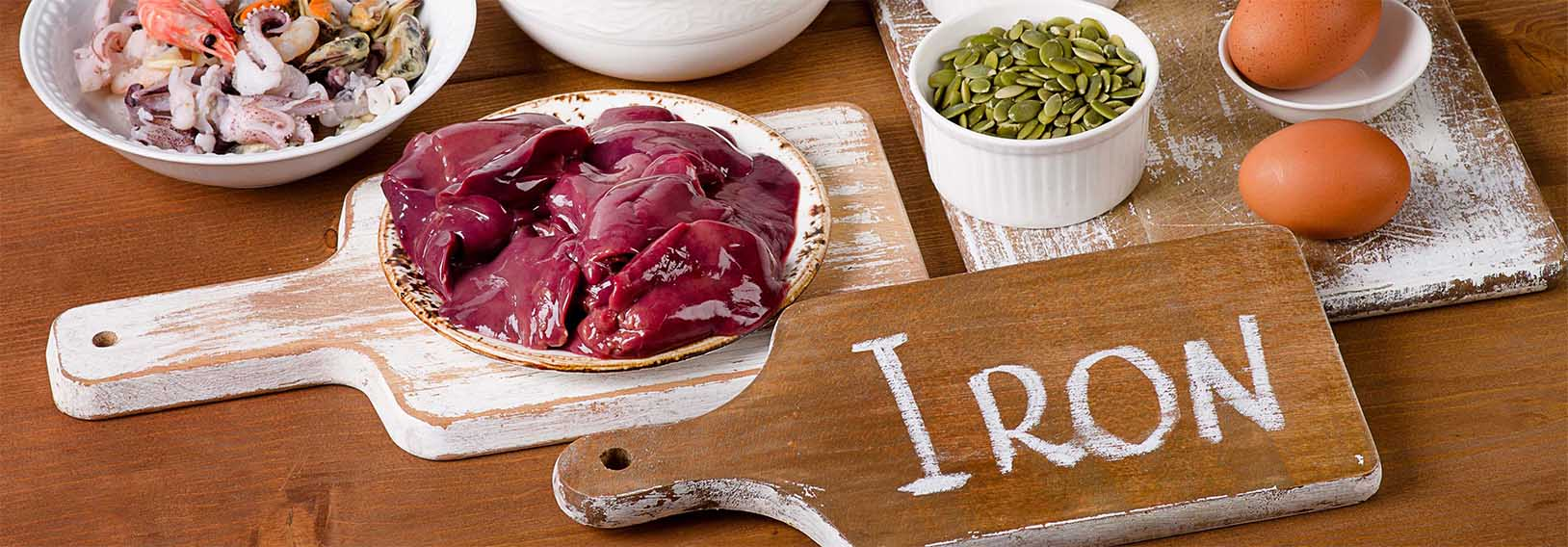How Iron Benefits Your Health
