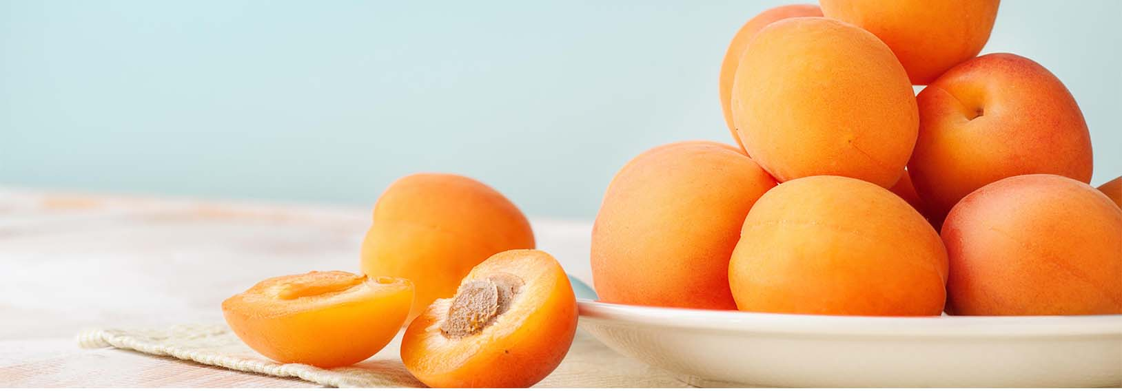 apricot facts from That's it.