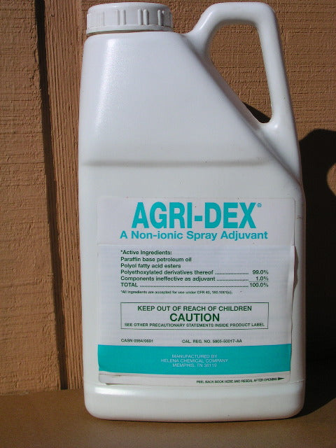 Agri-Dex 2.5 Gallons