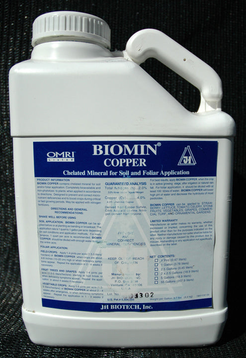 Biomin Copper 1 Gallon