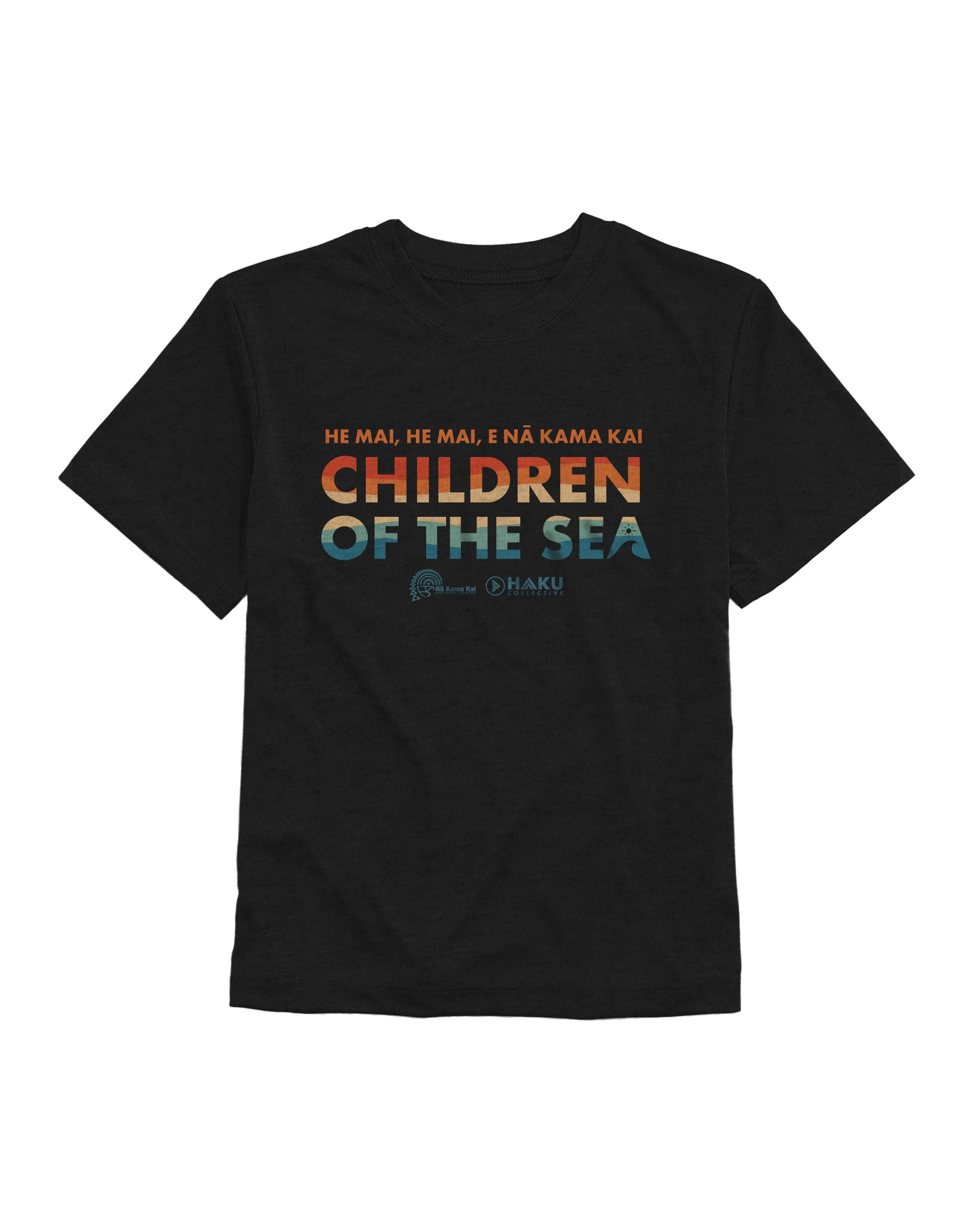Children Of The Sea (Nā Kama Kai) Youth Dri-Fit