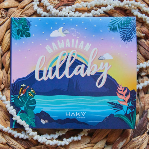 Hawaiian Lullaby – Physical CD