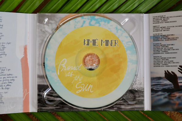Proud as the Sun Physical CD (Deluxe)