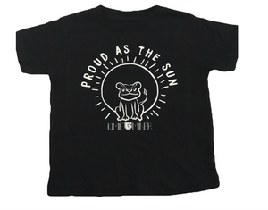 Proud As The Sun Keiki Tee