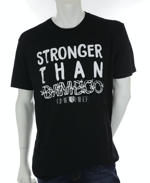 Stronger than Bamboo Youth T-Shirt (Unisex)